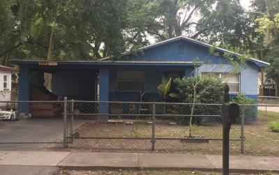 Tampa Single Family Home For Sale: 1601 E Henry Avenue