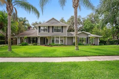 Lake Mary Single Family Home For Sale: 307 Lake Road