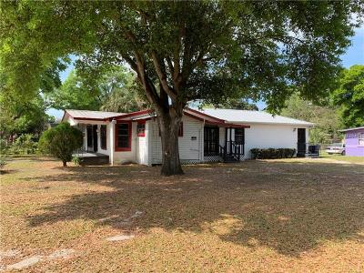 Tampa Single Family Home For Sale: 3508 E Genesee Street