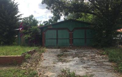 Dade City Mobile/Manufactured For Sale: 18311 Geraldine Road