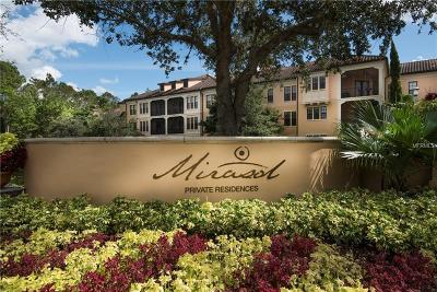 Celebration Condo For Sale: 500 Mirasol Circle #204