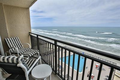 New Smyrna Beach Condo For Sale: 4139 S Atlantic Avenue #B707
