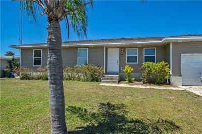 Port Charlotte Single Family Home For Sale: 188 Garden Avenue NW