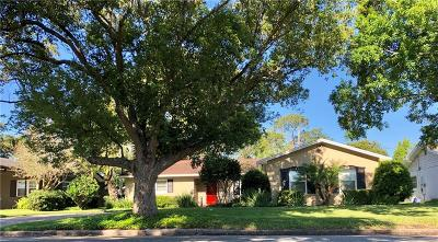 Winter Park Single Family Home For Sale: 109 S Ranger Boulevard