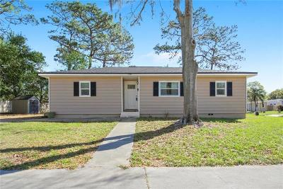 Casselberry Single Family Home For Sale: 1105 Timberlane Trail