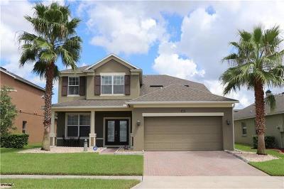 Orlando Single Family Home For Sale: 1347 Sawgrass Pointe Drive