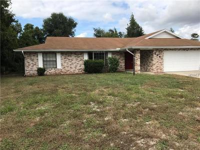 Volusia County Rental For Rent: 1952 Marlow Street