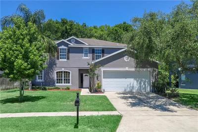 Winter Springs Single Family Home For Sale: 1225 Stone Harbour Road