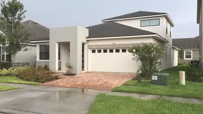 Kissimmee Single Family Home For Sale: 2524 Folio Way