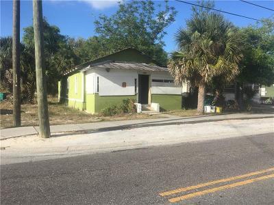 Eustis Single Family Home For Sale: 1701 Bates Avenue