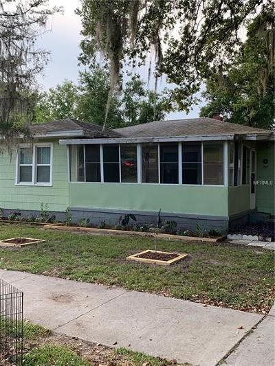 Orlando Single Family Home For Sale: 1509 Minnesota Street