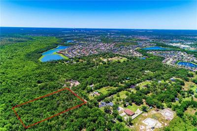 Orlando Residential Lots & Land For Sale: 929 Baron Road