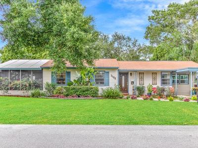 Orlando Single Family Home For Sale: 3680 Dubsdread Cir
