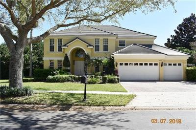 Orlando Single Family Home For Sale: 9072 Heritage Bay Circle