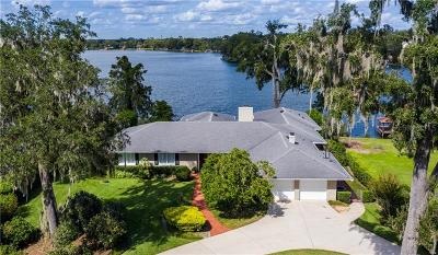 Orlando Single Family Home For Sale: 2307 Lakeside Drive
