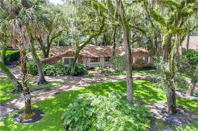 Winter Park Single Family Home For Sale: 730 Via Lombardy