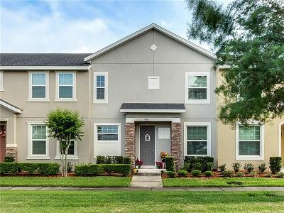Orlando Townhouse For Sale: 12861 Tanja King Boulevard