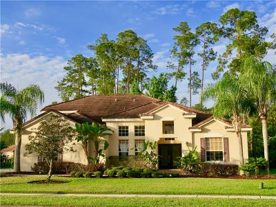 Lake Mary Single Family Home For Sale: 1407 Pinestream Court