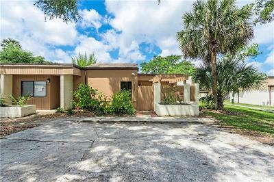 Winter Park Townhouse For Sale: 2609 Antilles Drive