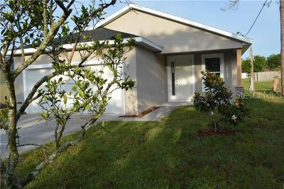 Oviedo Single Family Home For Sale: 0 Stephens Ave