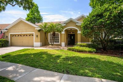 Lake Mary Single Family Home For Sale: 1539 Cherry Lake Way