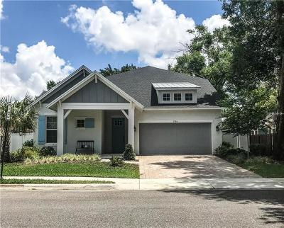 Maitland Single Family Home For Sale: 1566 Ridgewood Avenue