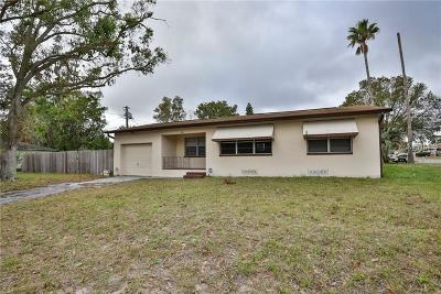 Clearwater Single Family Home For Sale: 1333 Parkwood Street