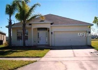 Kissimmee Single Family Home For Sale: 930 Vaquero Lane