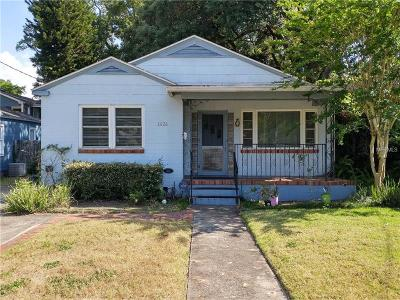 Orlando Single Family Home For Sale: 1626 Mount Vernon Street