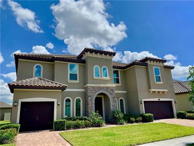 Winter Garden Single Family Home For Sale: 16678 Broadwater Avenue