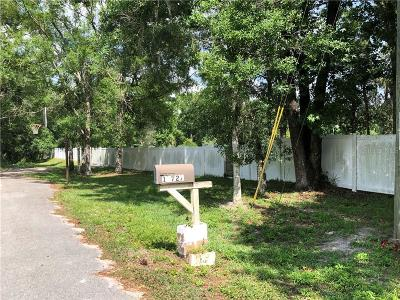 Orlando Residential Lots & Land For Sale: 15727 Vienna Drive