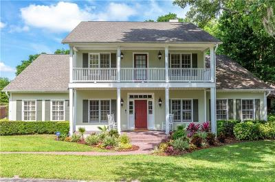 Maitland Single Family Home For Sale: 1631 Indian Dance Court
