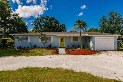 Sarasota Single Family Home For Sale: 3212 Webber Street