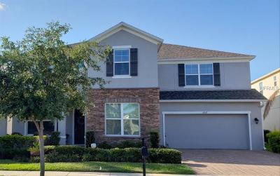 Winter Garden Single Family Home For Sale: 14567 Cedar Hill Drive