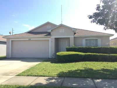 Daytona Beach Single Family Home For Sale: 209 Grand Preserve Way