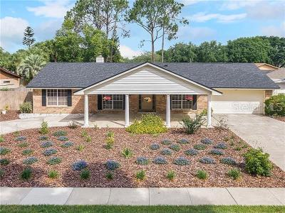 Longwood Single Family Home For Sale: 191 Canterclub Trail
