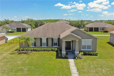 Kissimmee Single Family Home For Sale: 3271 Marshfield Preserve Way