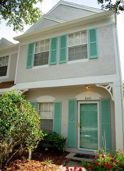 Townhouse For Sale: 8572 Hunters Key Circle