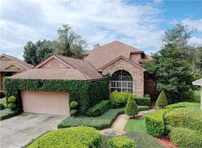 Lake Mary Single Family Home For Sale: 496 Mile Post Court