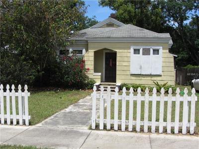 Eustis Single Family Home For Sale: 1129 E Magnolia Avenue