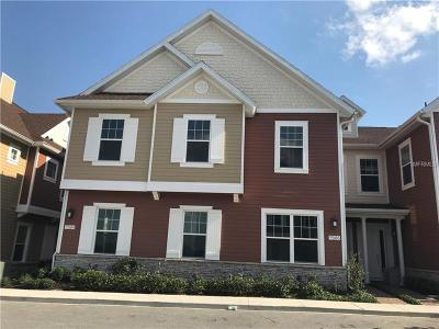 Kissimmee Townhouse For Sale: 7586 Sunny Dreams Lane