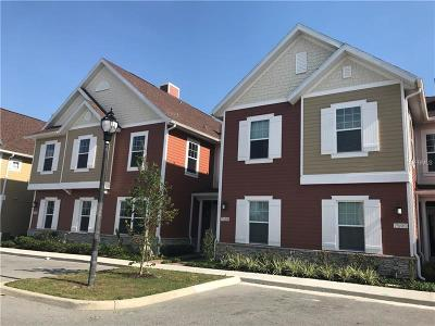 Kissimmee Townhouse For Sale: 7588 Sunny Dreams Lane