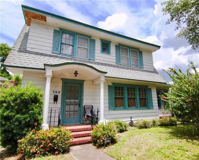 Orlando Single Family Home For Sale: 725 E Livingston Street