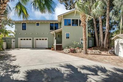 Hernando Beach Single Family Home For Sale: 4060 Casa Court