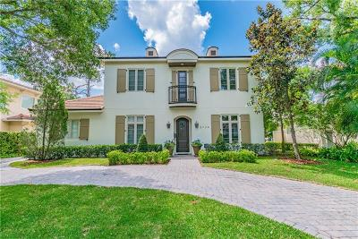 Winter Park Single Family Home For Sale: 1726 Palmer Avenue