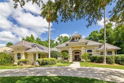 Lake Mary Single Family Home For Sale: 1660 Bridgewater Drive