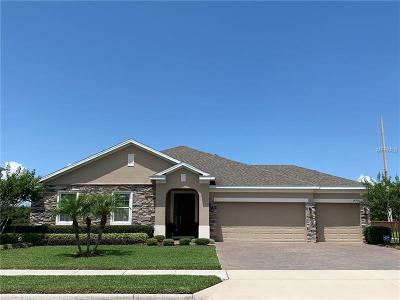 Apopka Single Family Home For Sale: 1472 Leitrim Loop