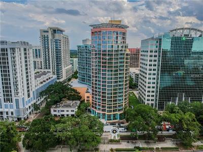 Orlando Condo For Sale: 322 E Central Boulevard #506