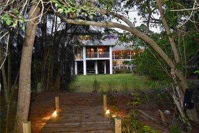 St Petersburg Single Family Home For Sale: 9200 San Martin Boulevard NE