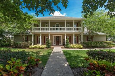 Winter Park Single Family Home For Sale: 1600 Sunnyside Drive